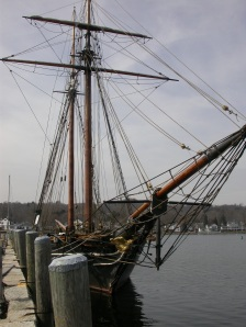 Mystic Seaport, Connecticut
